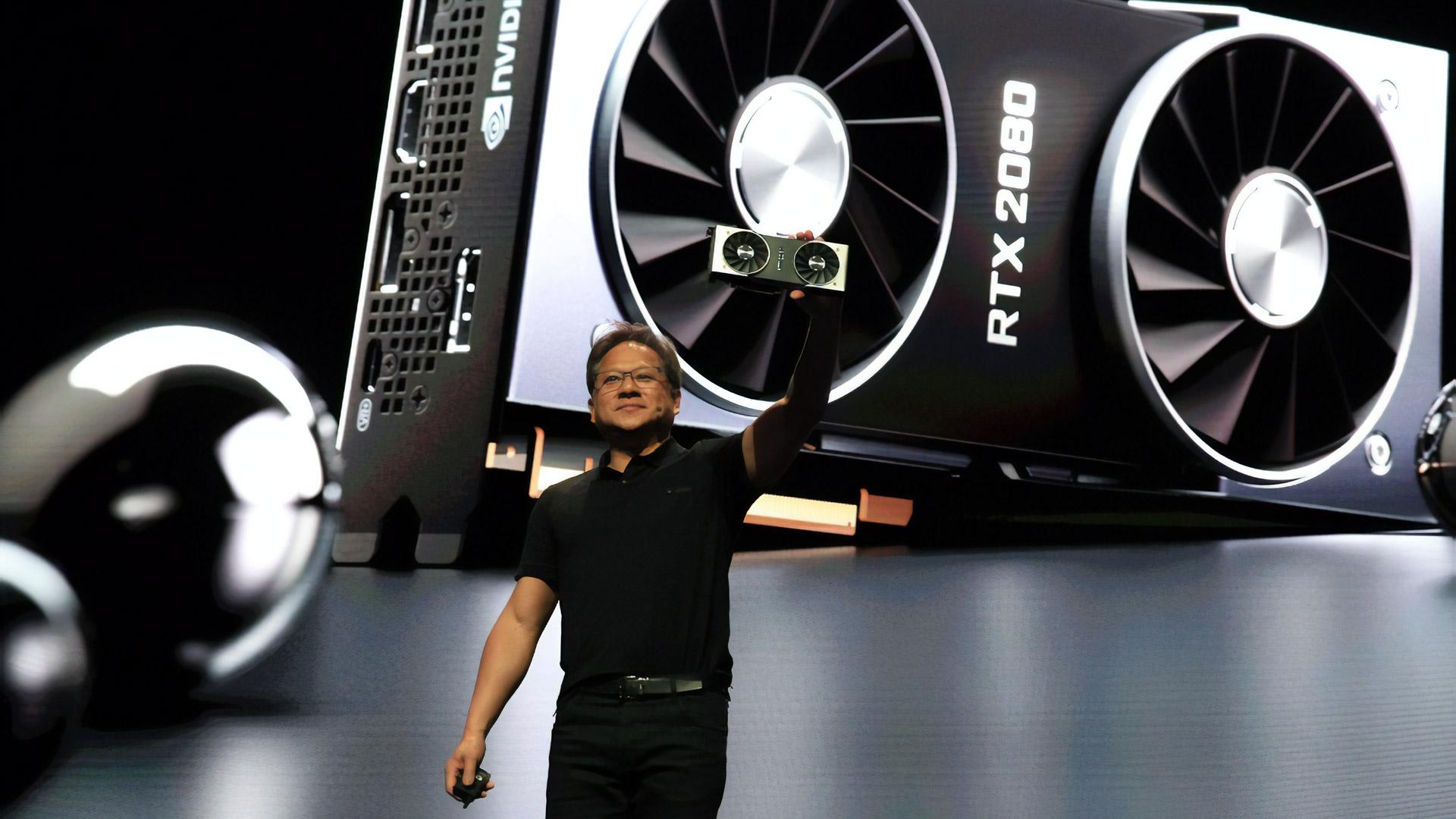 NVIDIA Announces GeForce RTX 2080 Ti, 2080, and 2070