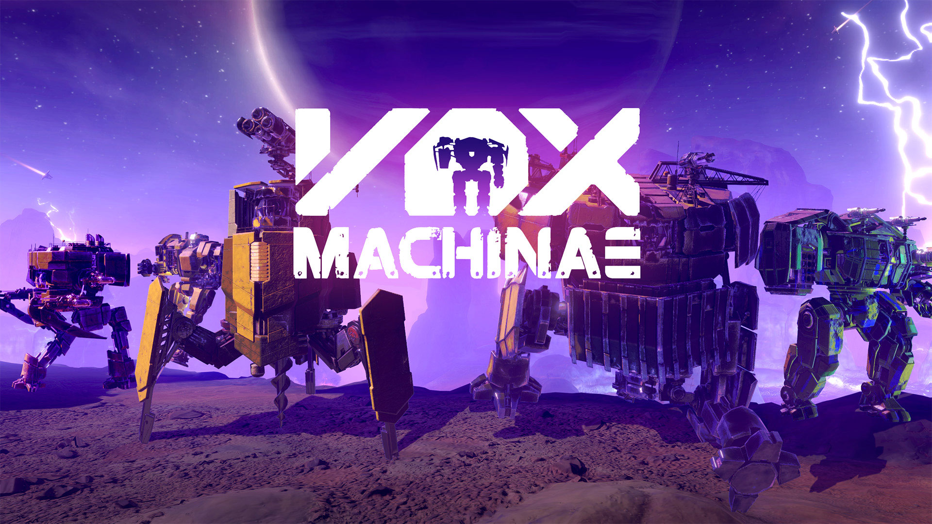 Vox Machinae' Early Access Review: VR's Latest & Greatest