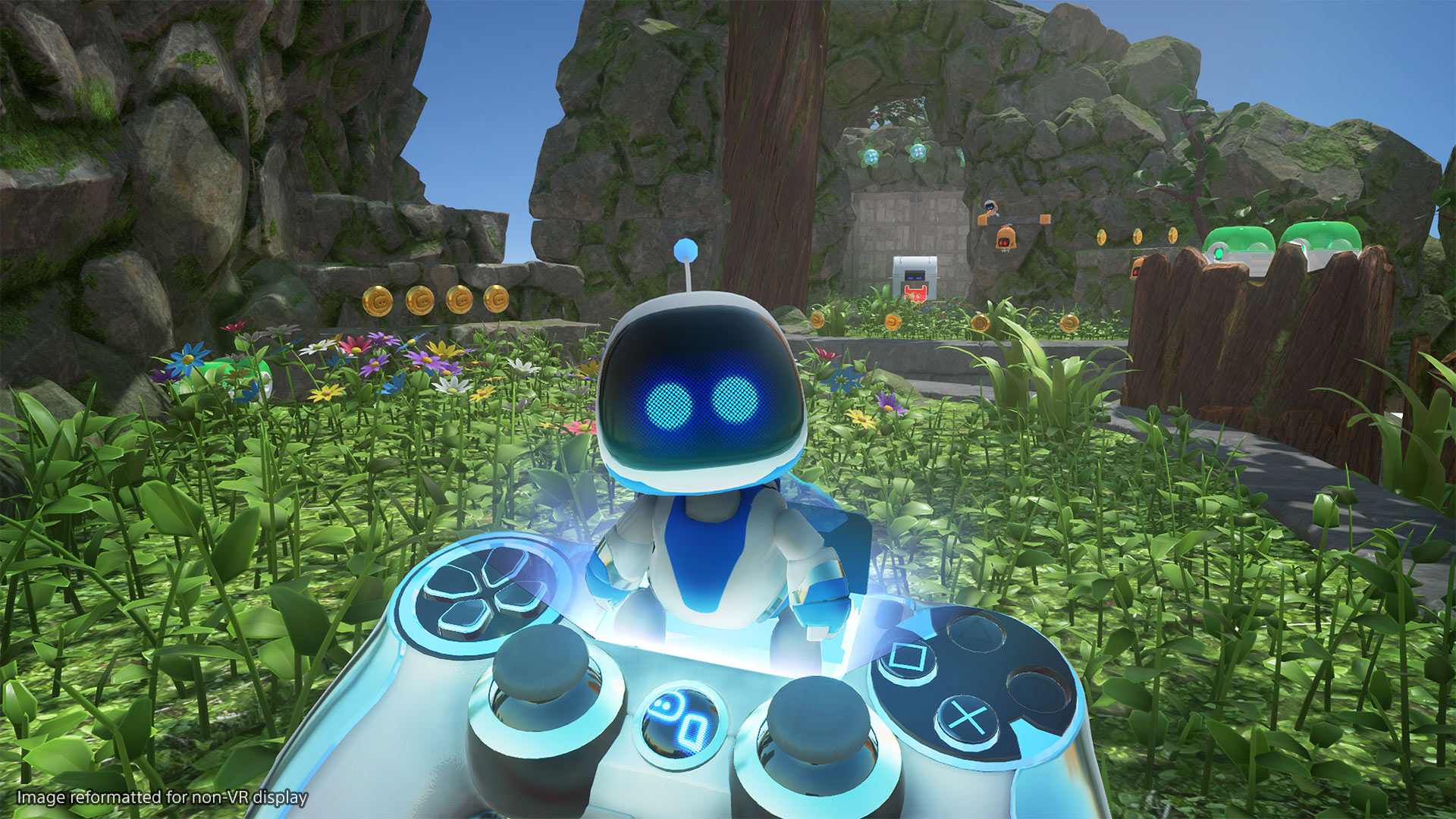 No Plans for 'Astro Bot' Co-op Multiplayer, Sony Confirms