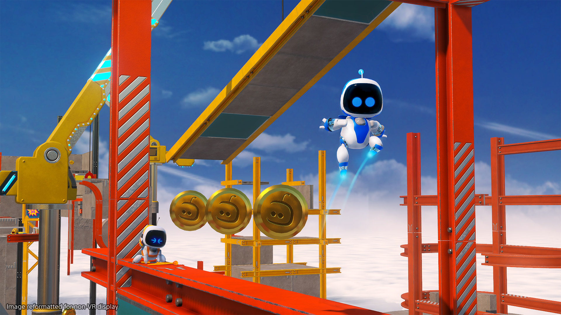 ASTRO BOT Review – This VR Platformer Earns Our First 10 Out