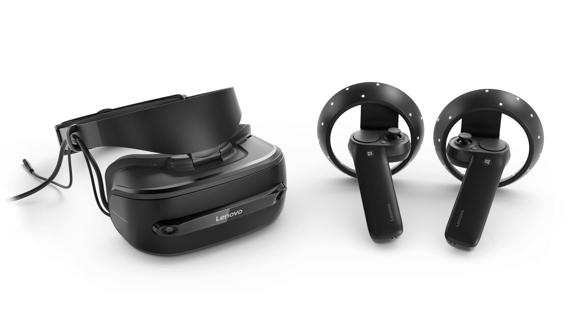 Walmart Deal Brings Lenovo Explorer Headset + Controller