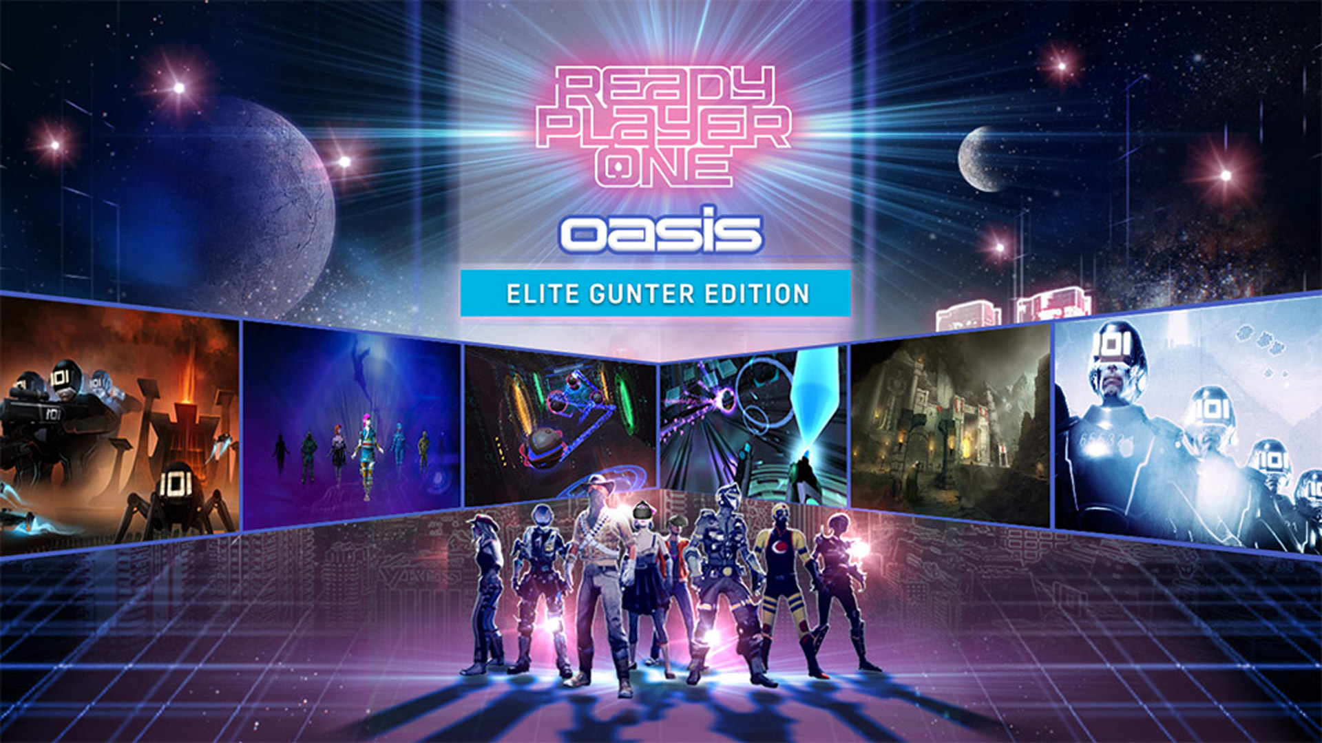 Ready Player One: OASIS Beta' Gets New Levels in 'Elite