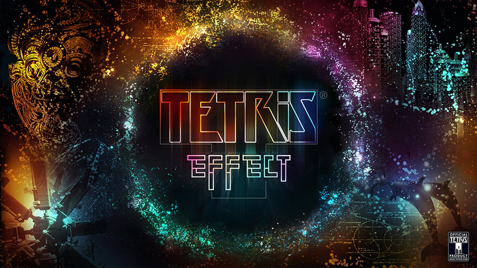 Tetris Effect Now Available on PC with VR Support, Exclusively from