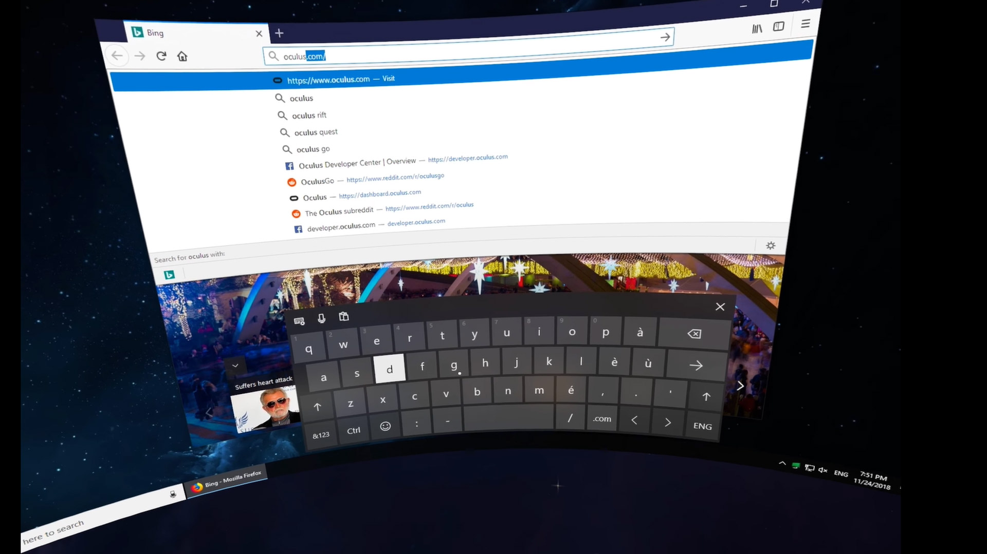 Virtual Desktop' is Finally Coming to Oculus Go & Gear VR