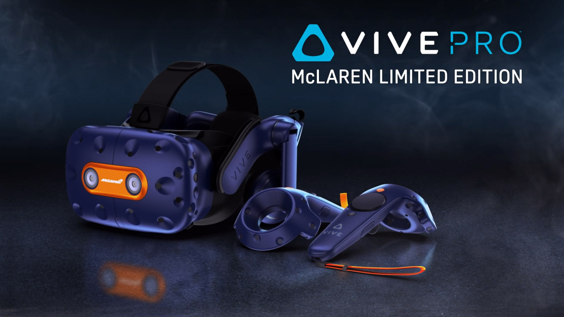 $1,550 Vive Pro McLaren Edition Further Confuses the