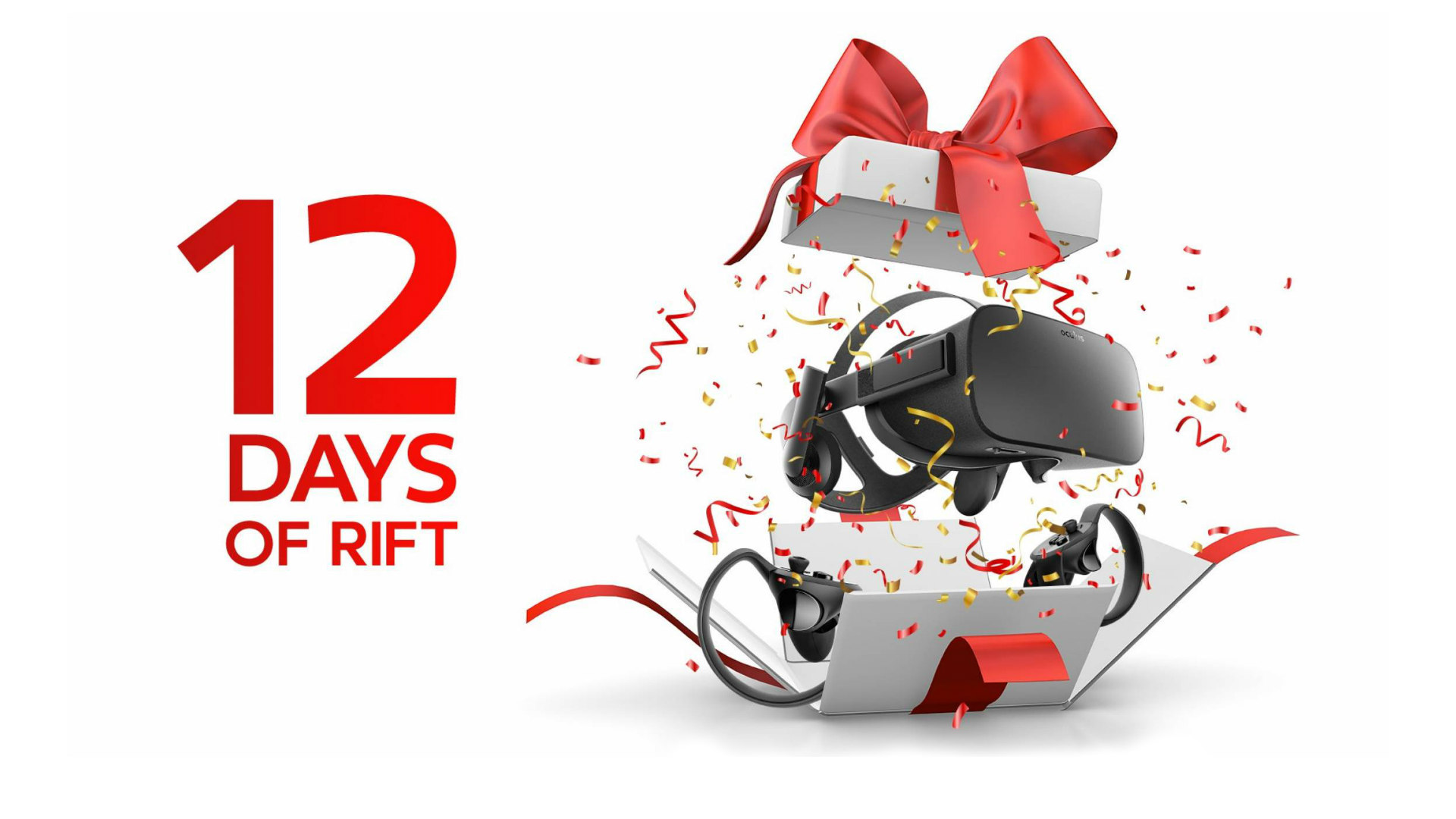 Oculus' 12 Days of Rift Sweepstakes Could Win You a New Rift