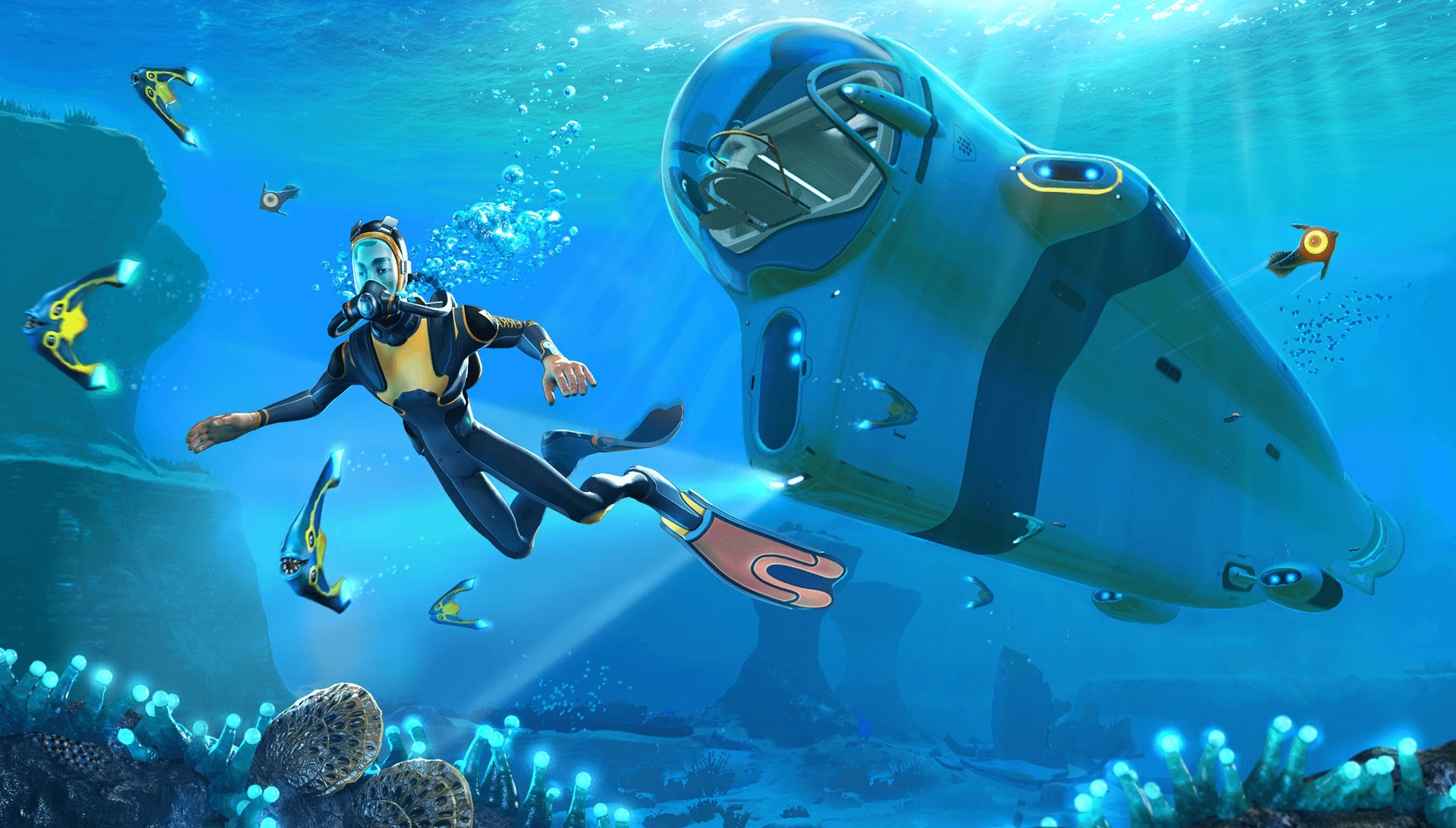 Subnautica' is Now Free on Epic Games Store, Download Period Lasts