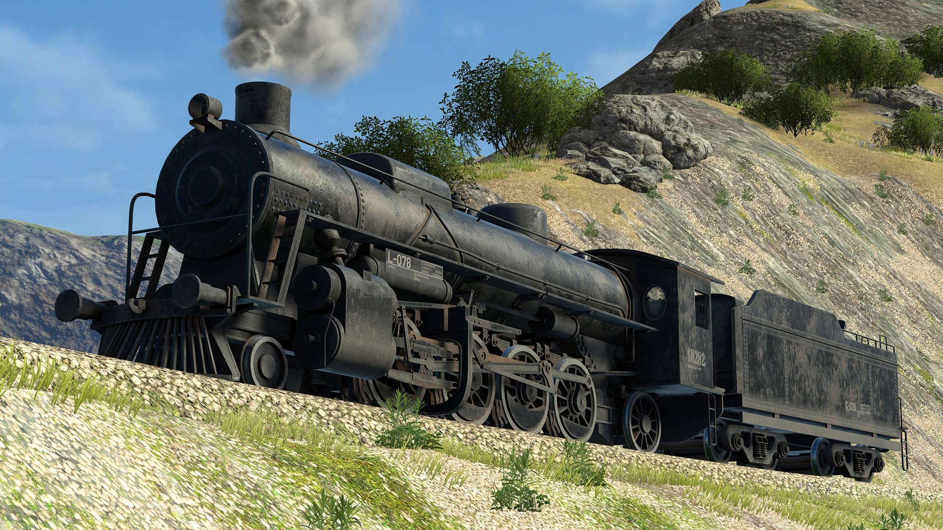 VR Train Simulator 'Derail Valley' to Launch into Early