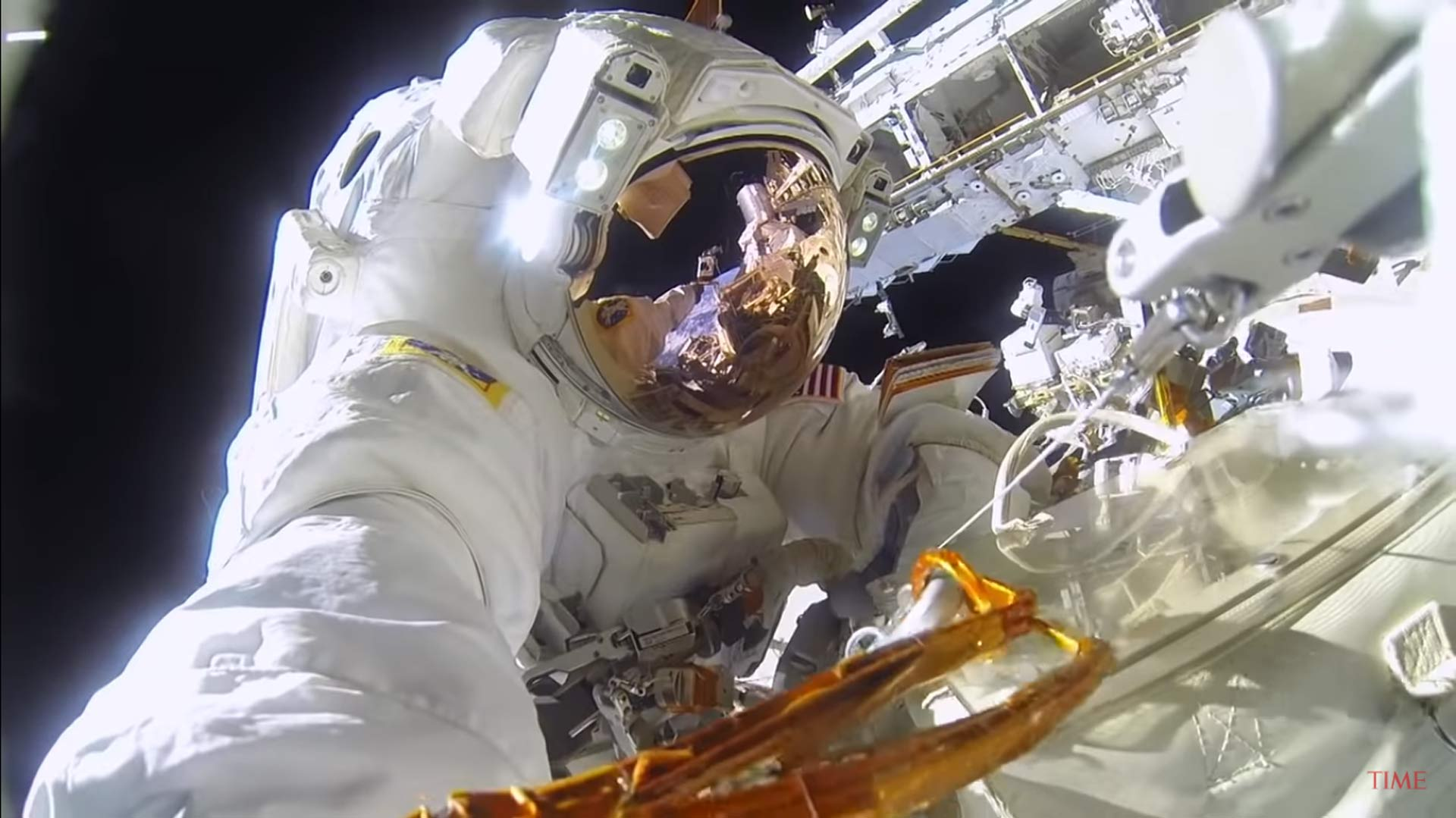 VR Cameras Now on International Space Station to Capture Space Walks
