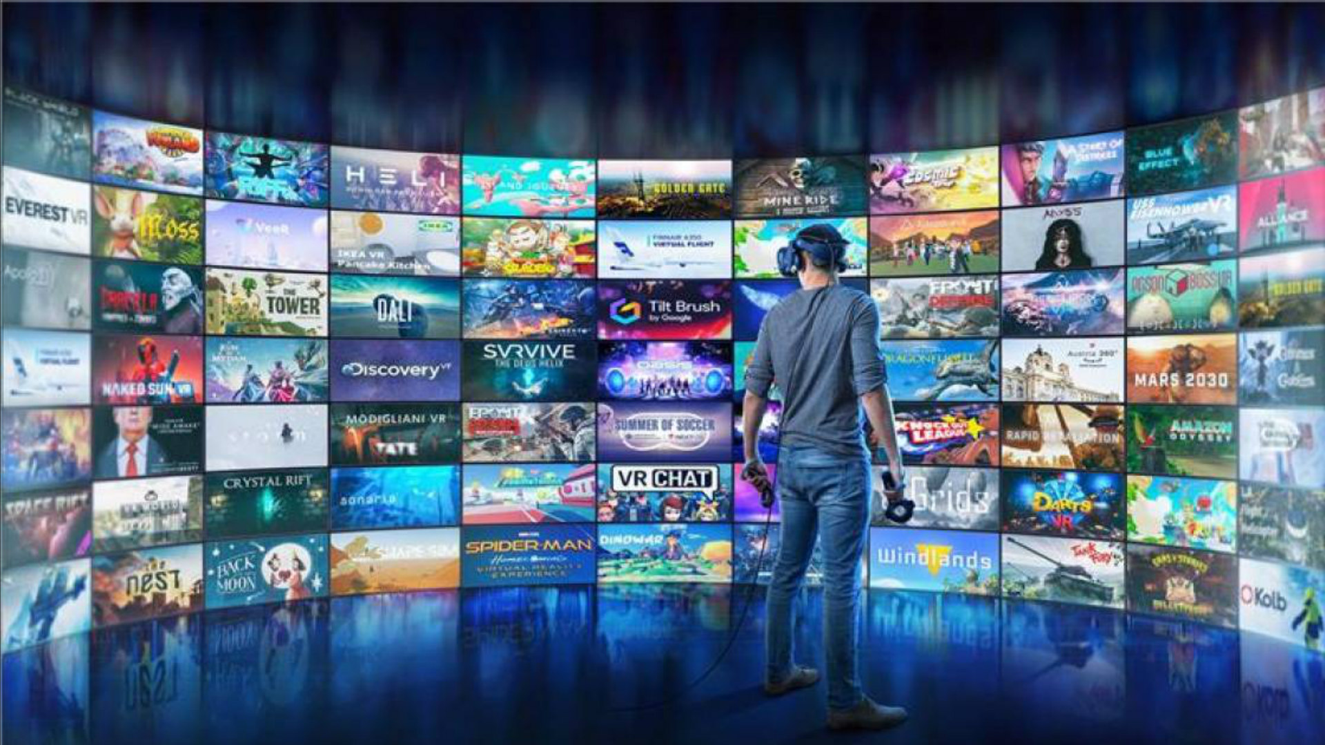 CES 2019: Viveport Infinity to Bring Unlimited VR Game Downloads to