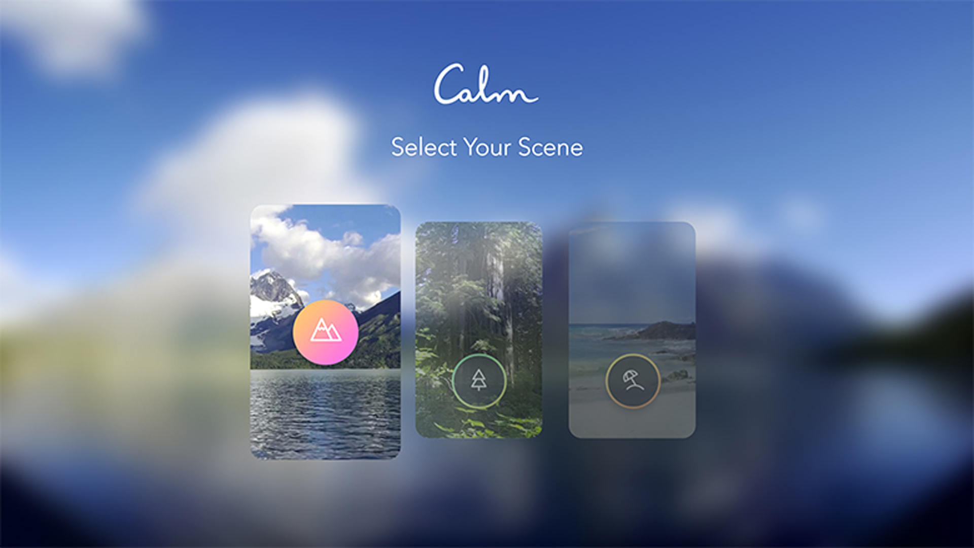 Award-winning Mobile Meditation App 'Calm' Comes to Oculus