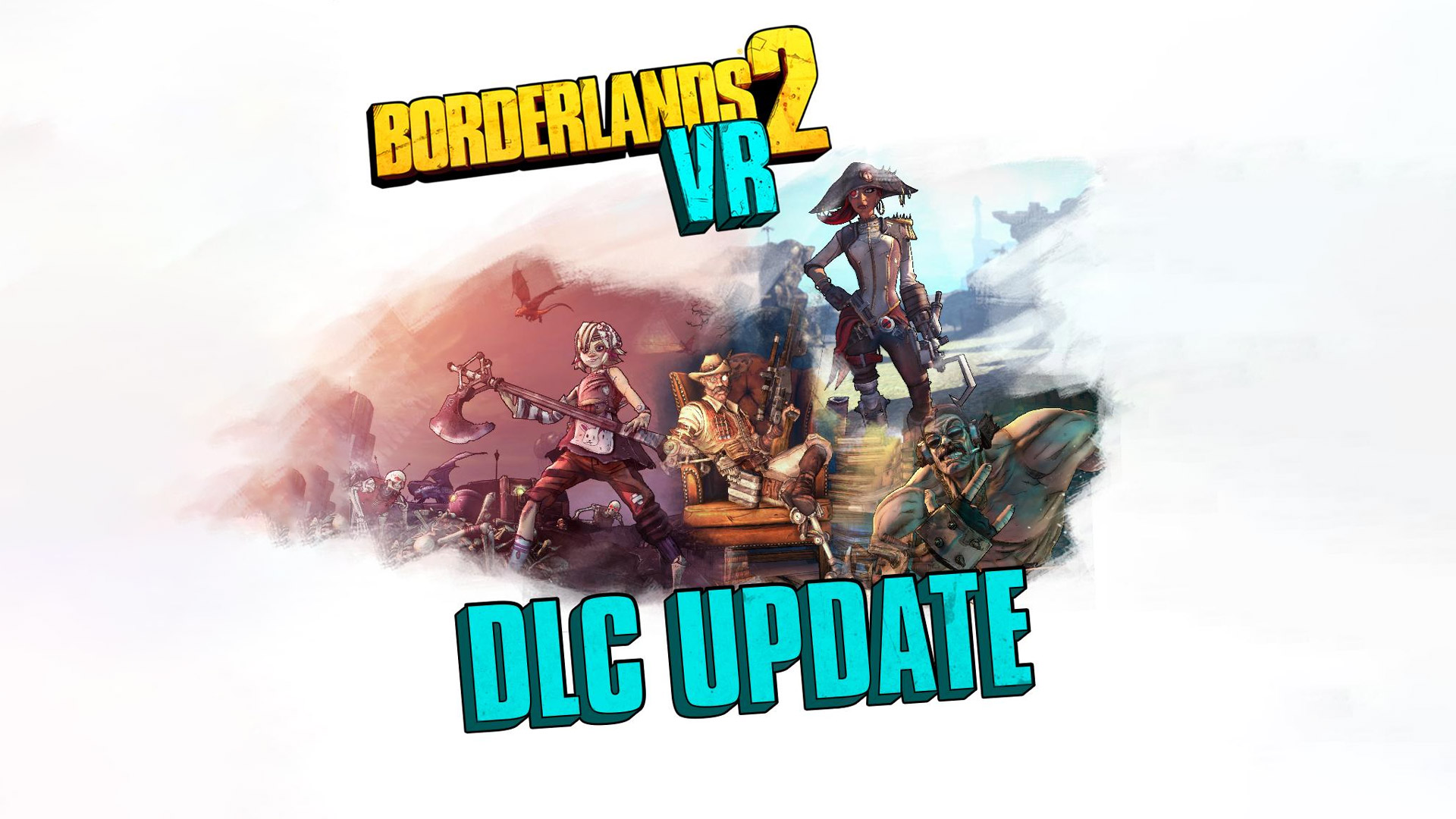 Following PS Aim Support, Borderlands 2 VR Update Will Add
