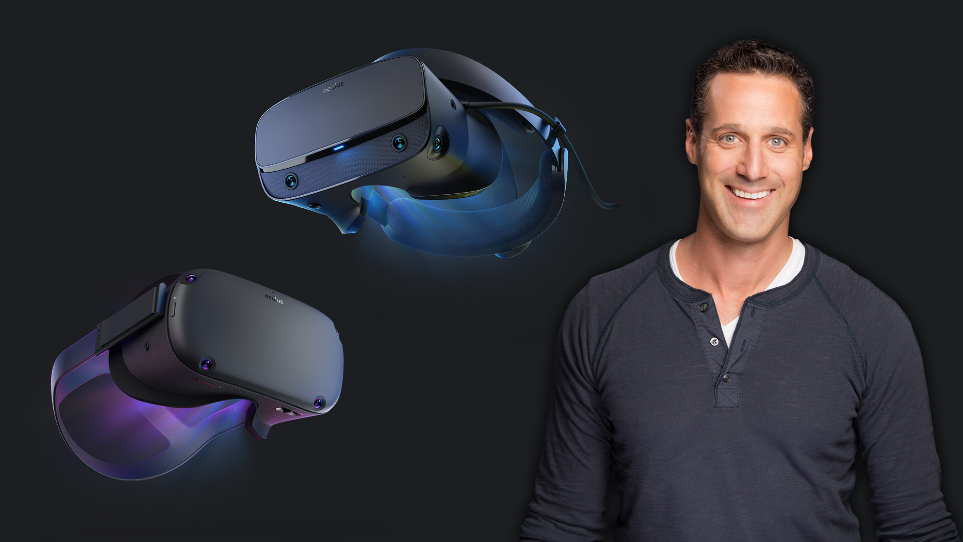 Facebook's Jason Rubin on Quest, Rift S, & the Direction of