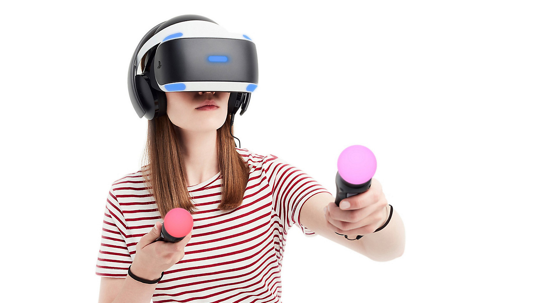 Sony Hints PSVR 2 Could Bring HDR, Wireless, Eye-tracking & More