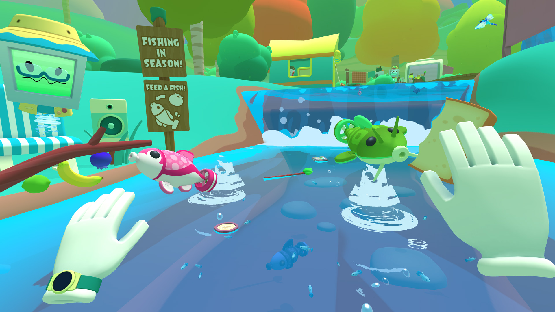 Vacation Simulator' Review – A Relaxing Change of Pace Full