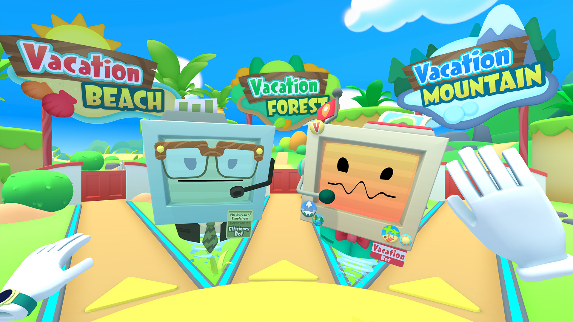 Vacation Simulator' Among Steam's 20 Top-selling Games Released in
