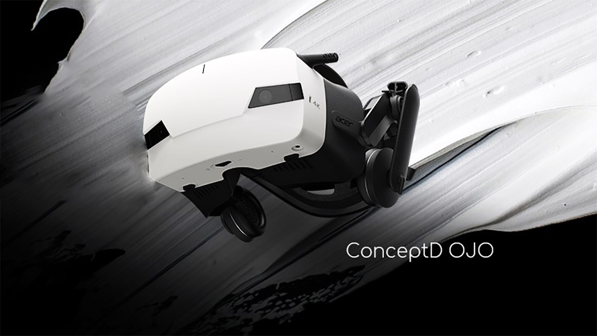 Acer Announces ConceptD OJO Headset with High Res, Open-ear Audio