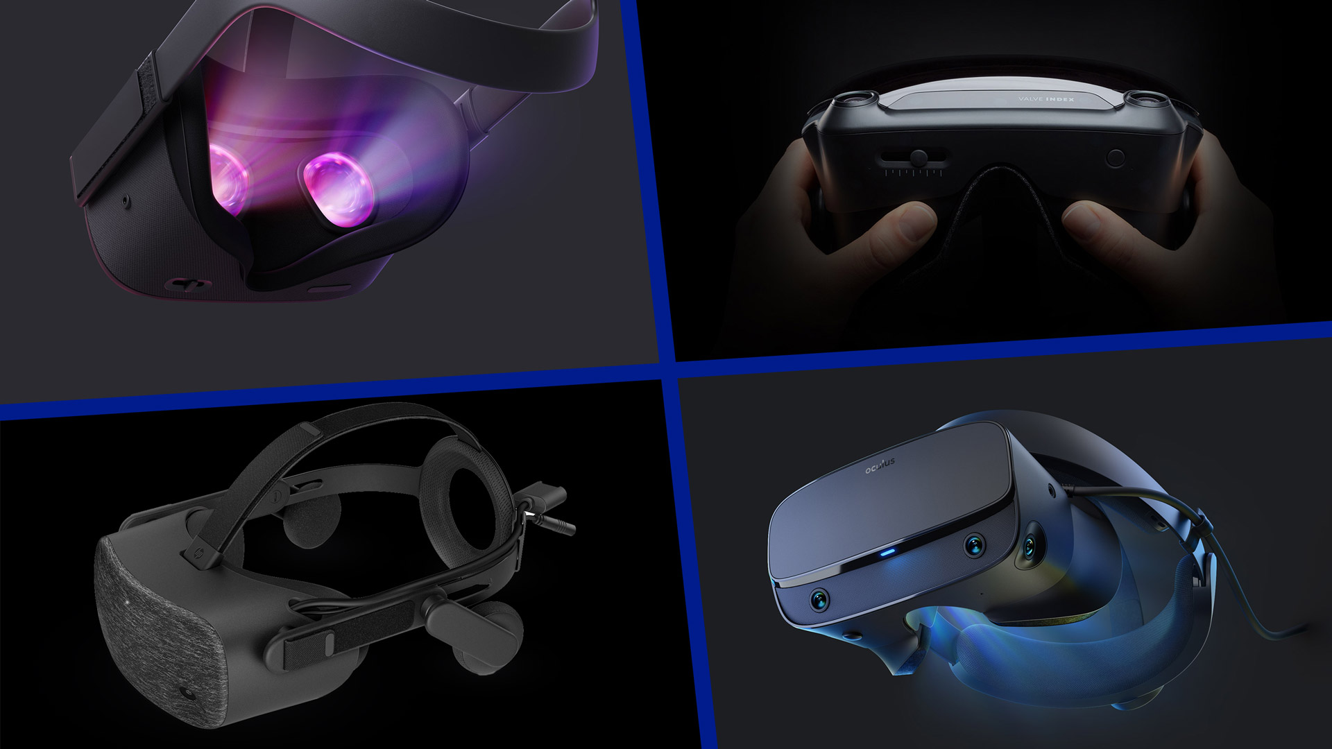 The Simple Guide to Oculus Quest, Rift S, HP Reverb, and Valve Index