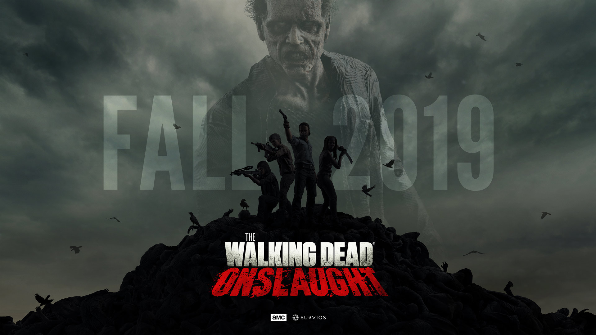 Survios & AMC Unveil 'The Walking Dead' VR Game, Launching Fall 2019