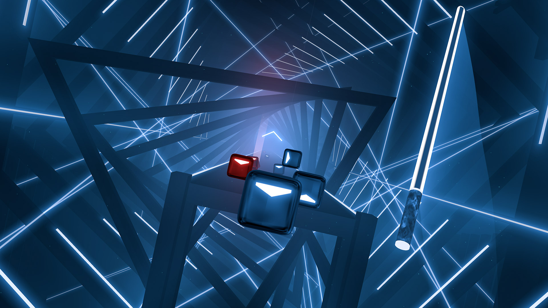 E3 2019: Beat Saber 360 Mode Feels like a New Way to Play