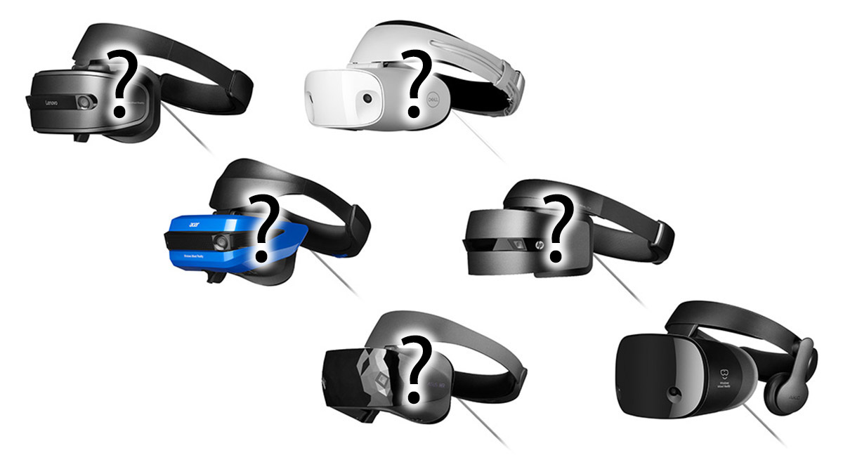 Most Windows VR Headsets Have Vanished from the Microsoft Store