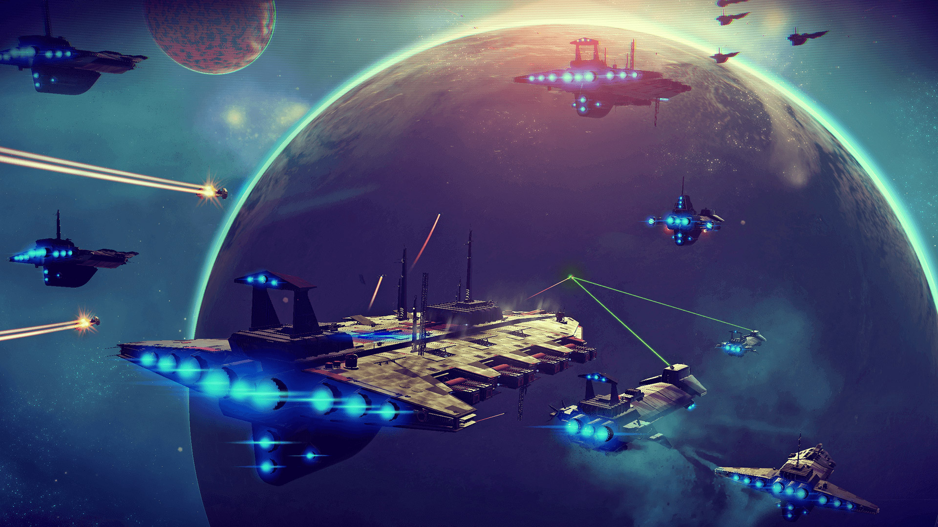 No Man S Sky Vr Review A Wonderful Deeply Flawed Space Odyssey