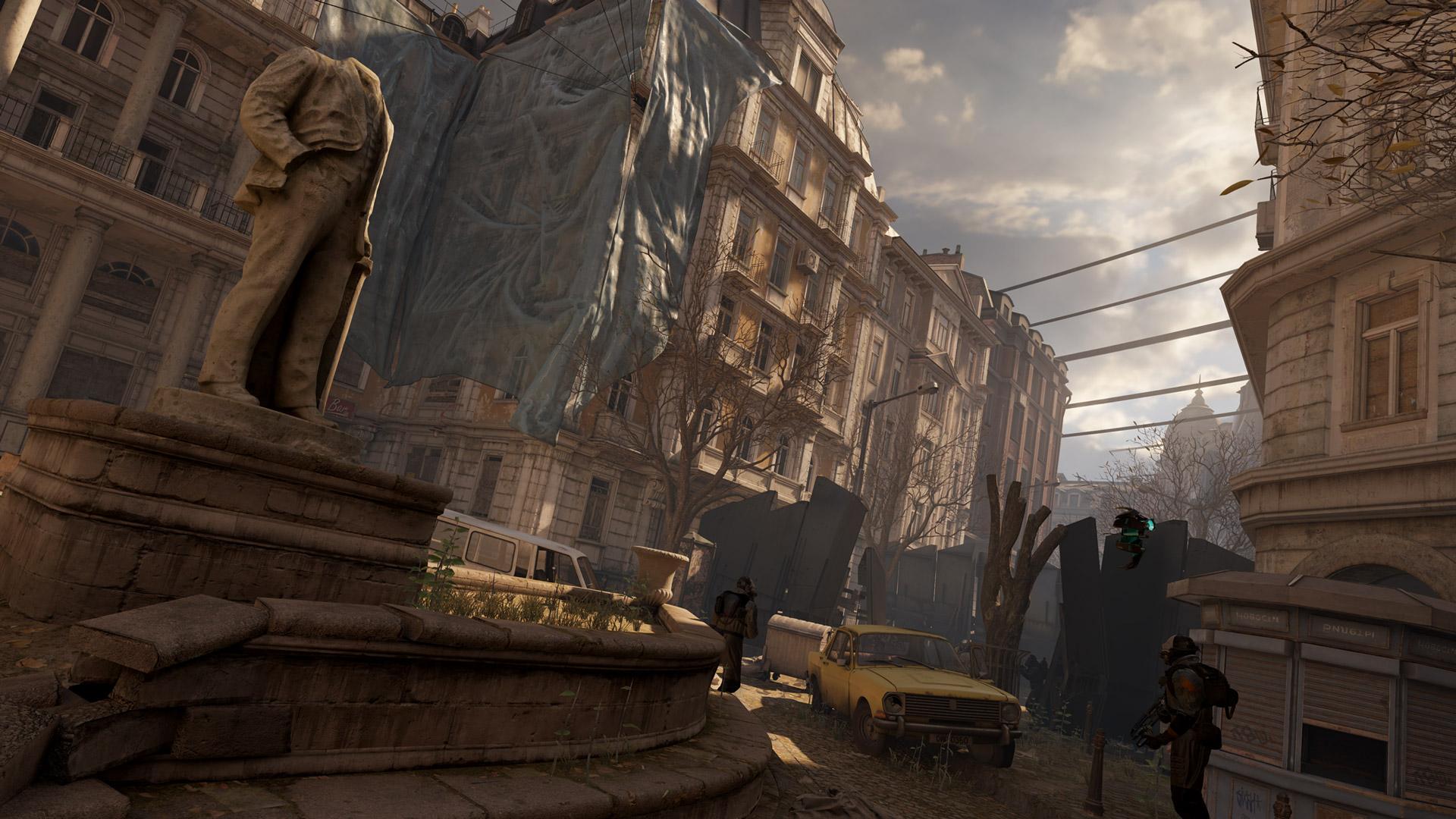 Gabe Newell On Half Life Alyx Valve Excited To Return Half Life