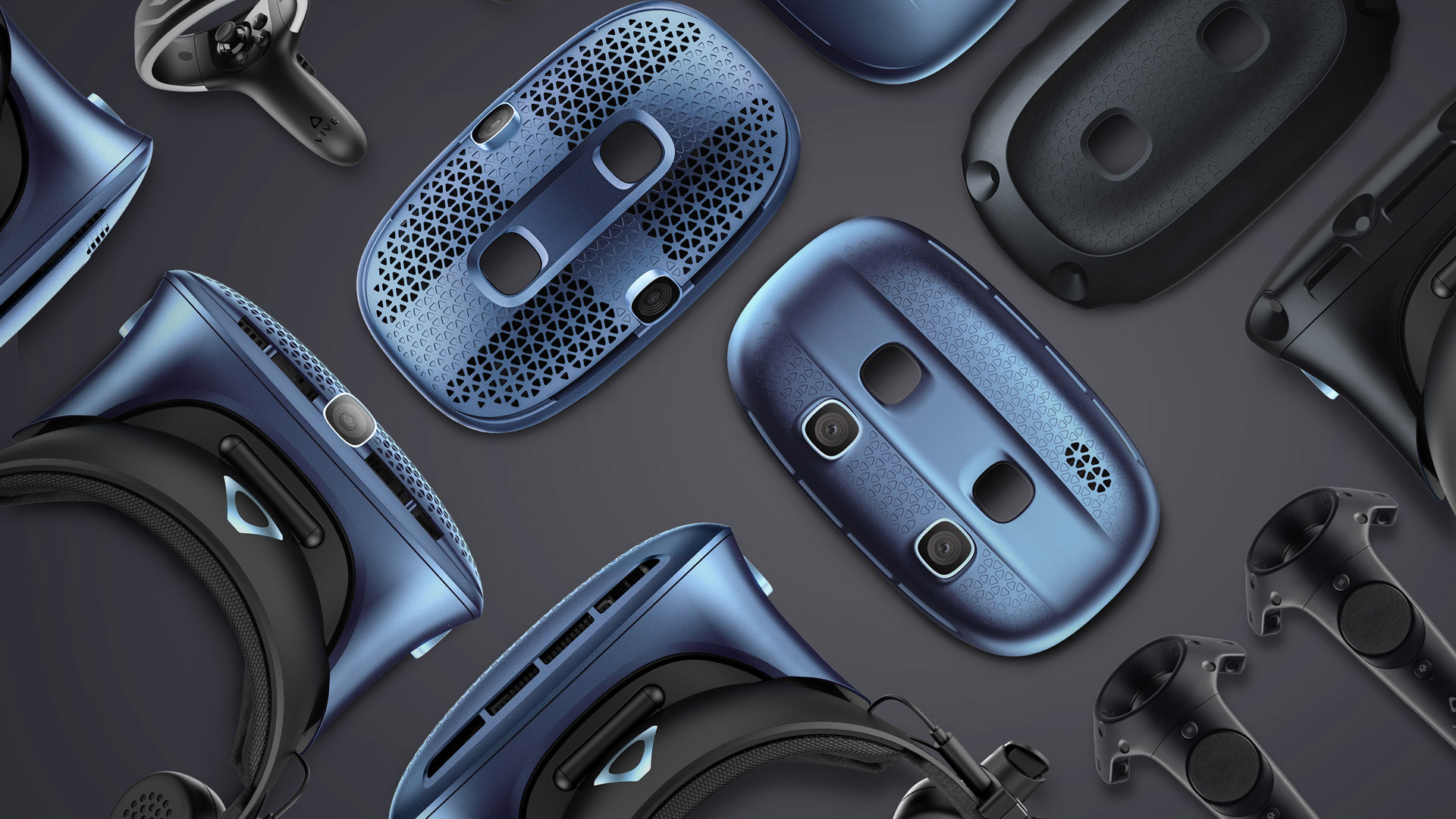Htc S Vr Lineup Has 11 Headsets And Its Modular Strategy Is A Mess