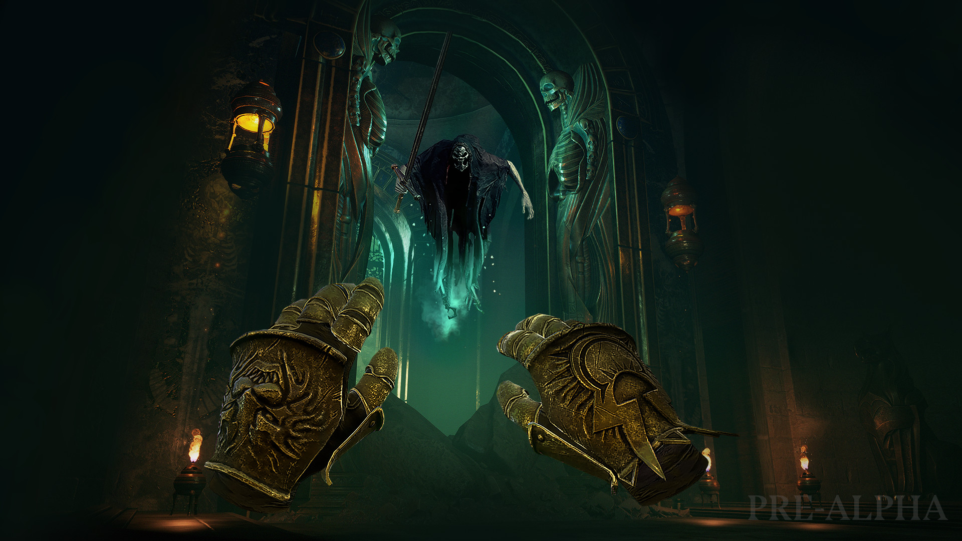 Warhammer Age of Sigmar: Tempestfall Coming to PC VR & Oculus Quest in 2021