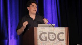 palmer luckey gdc 2013 oculus rift virtual reality presentation talk