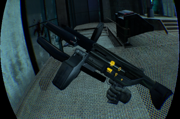 half life 2 oculus rift ammo count
