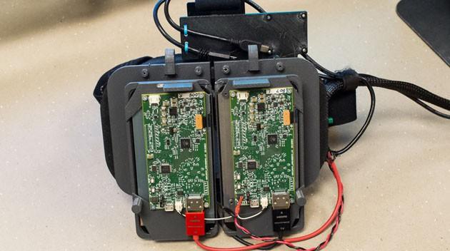 Valve's Prototype VR HMD