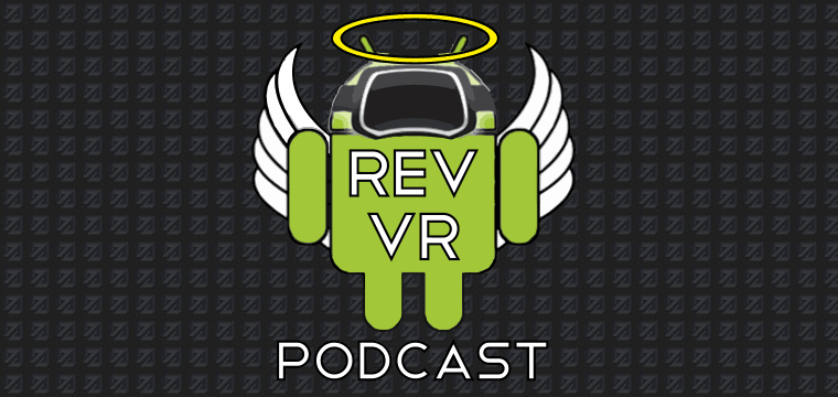 Rev VR Podcast (Ep. 58):  Technolust Kickstarter Discussion with Developer Blair Renaud