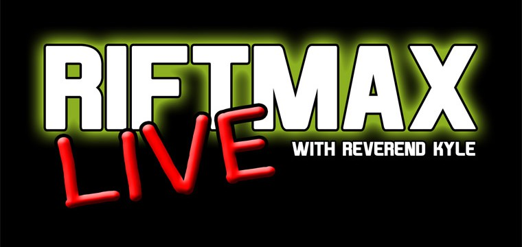 Exclusive: Look Out, Jimmy Fallon, The First Riftmax LIVE Talk Show Is Amazing!