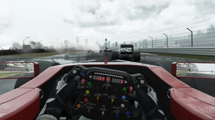 project cars sony morpheus support