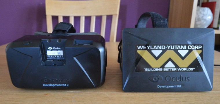 The Oculus Rift DK2, In-Depth Review and DK1 Comparison