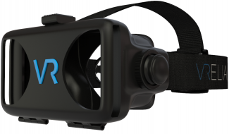 The VRelia VREye 'Go' mobile phone VR Headset