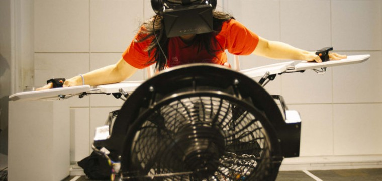 The 'Birdly' Experience: Earning My Wings in Virtual Reality