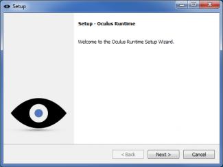 oculus runtime instillation wizard