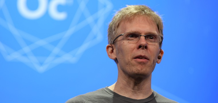 John Carmack's Brilliant Oculus Connect Keynote Goes 'off Message from the Standard PR Plan'