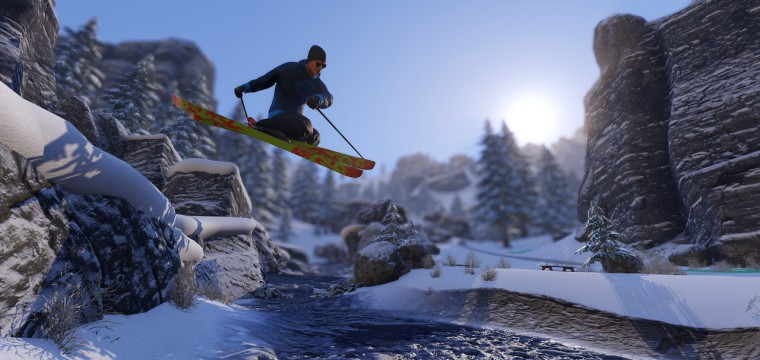 'Snow' Brings Open World Skiing to the Oculus Rift, Hands On and Developer Interview