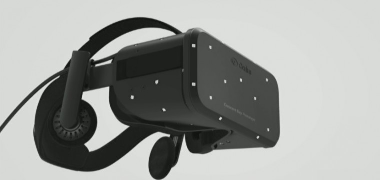 Oculus Announces New Headset – Crescent Bay, This is What It Looks Like  — Breaking