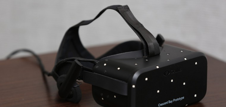Oculus Rift 'Crescent Bay' Prototype Heading to SVVR Holiday Party on December 11th