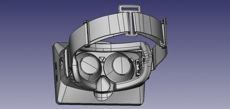 Oculus Open-sources Rift DK1: Mechanical Designs, Firmware, and More All Freely Available