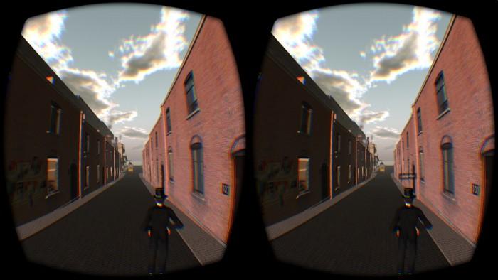 second life oculus rift dk2 support