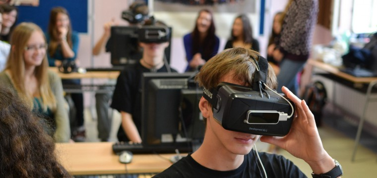 This is the Beginning of VR Education, and It Will Only Get Better