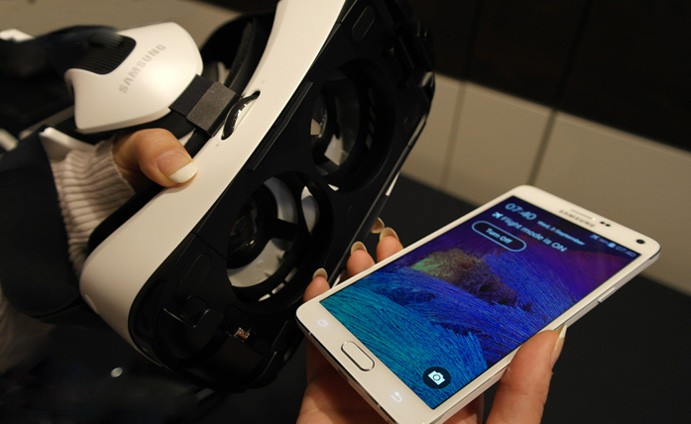 samsung galaxy note 4 update gear vr release date